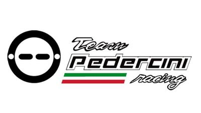 Team Pedercini Racing logo
