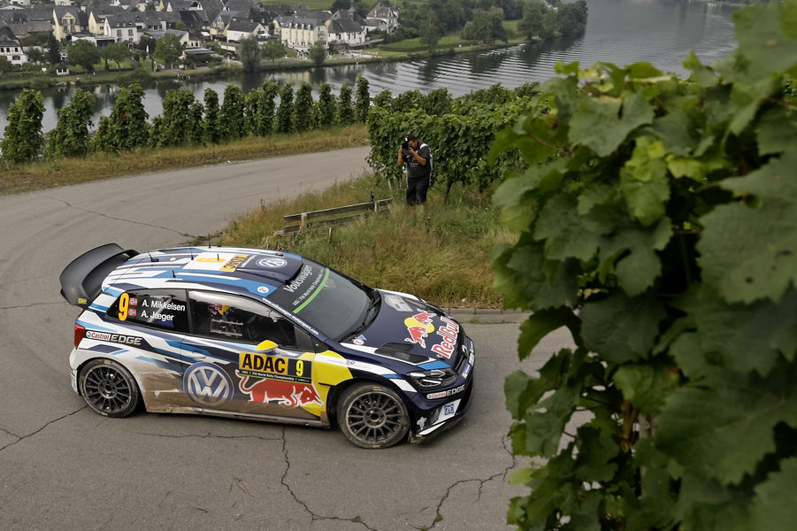 Tracciato WRC 2018 - RD9 Rally Germania - Info